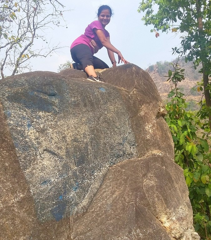 Rock Climbing Practice at Matha
